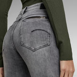 G-Star RAW® Noxer High Straight Jeans Grey