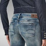 G-Star RAW® 3301 Low Skinny Jeans Medium blue