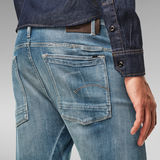 G-Star RAW® Scutar 3D Tapered Jeans Bleu moyen