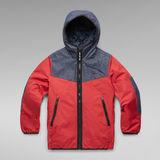 G-Star RAW® Setscale padded Jacket Red