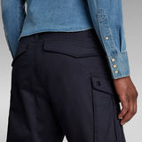G-Star RAW® Rovic Relaxed Short Donkerblauw