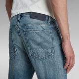 G-Star RAW® Triple A Regular Straight Jeans Mittelblau