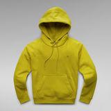 G-Star RAW® Premium Core Hoodie Yellow
