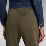 G-Star RAW® Premium core 3D Tapered Sweatpants Green