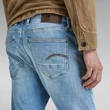 G-Star RAW® Jean Revend Skinny Bleu moyen