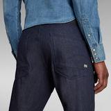 G-Star RAW® Jean Grip 3D Relaxed Tapered Bleu foncé