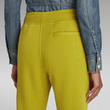 G-Star RAW® Premium core 3D Tapered Sweatpants Yellow