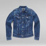 G-Star RAW® 3301 Slim Jacket Medium blue