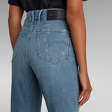 G-Star RAW® Janeh Ultra High Mom Ankle Jeans Light blue