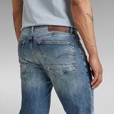 G-Star RAW® 3301 Regular Tapered Jeans Hellblau