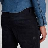 G-Star RAW® D-Staq 3D Skinny Jeans Dunkelblau
