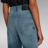 G-Star RAW® C-Staq 3D Boyfriend Cropped Jeans Mittelblau