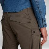 G-Star RAW® Rovic Zip 3D Straight Tapered Pant Grey