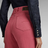 G-Star RAW® Tedie Ultra High Long Straight Jeans Pink