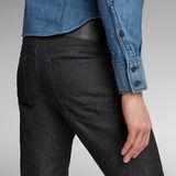 G-Star RAW® Jeans Triple A Regular Straight Noir