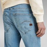 G-Star RAW® D-Staq 5-Pocket Slim Jeans Midden blauw