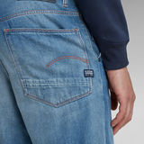 G-Star RAW® Grip 3D Relaxed Tapered Jeans Hellblau