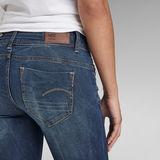 G-Star RAW® Midge Bootcut Jeans Dark blue