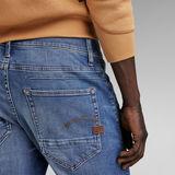 G-Star RAW® Jean D-Staq 5-Pocket Slim Bleu moyen