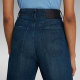 G-Star RAW® Tedie Ultra High Straight Jeans Dark blue