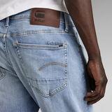 G-Star RAW® 3301 Slim Jeans Midden blauw