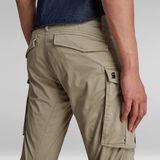 G-Star RAW® Pantalon Rovic Zip 3D Straight Tapered Beige