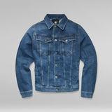 G-Star RAW® 3301 Slim Jacke Mittelblau