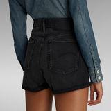 G-Star RAW® Tedie Ultra High Shorts Black
