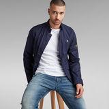 G-Star RAW® Worker Ripstop Utility Indoor Jacket Dark blue