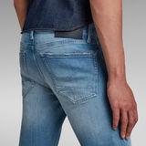 G-Star RAW® 3301 Regular Straight Jeans Mittelblau