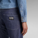 G-Star RAW® 5620 3D Original Relaxed Tapered Jeans Dunkelblau