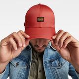 G-Star RAW® Originals Baseball Cap Rot