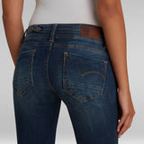 G-Star RAW® Midge Saddle Straight Jeans Dark blue