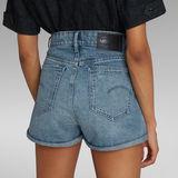 G-Star RAW® Tedie Ultra High Shorts Light blue