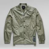 G-Star RAW® Multi Slant Pocket Relaxed Shirt Green