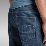 G-Star RAW® Morry Relaxed Tapered Selvedge Jeans Dunkelblau