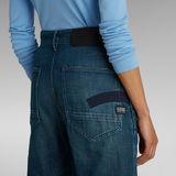 G-Star RAW® C-Staq 3D Boyfriend Cropped Jeans Dark blue