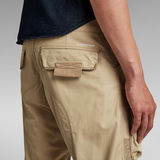 G-Star RAW® 3D Straight Tapered Cargo Pants Beige