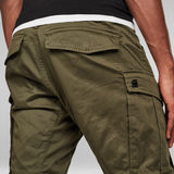G-Star RAW® Rovic Zip 3D Straight Tapered Pant Green