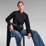G-Star RAW® Lightly Padded Multipocket Jacket Black