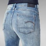 G-Star RAW® Jean Lhana Skinny Bleu clair