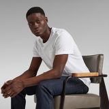 G-Star RAW® Lash Pocket Back Graphic T-Shirt White