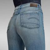 G-Star RAW® 3301 High Flare Jeans Hellblau