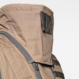 G-Star RAW® E 3D Multi Pockets Poplin Vest Beige creative shot