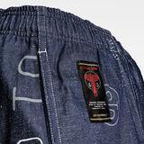 G-Star RAW® E Karate Shorts Dark blue creative shot