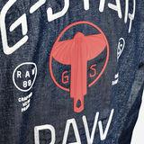 G-Star RAW® Veste E Coach Bleu foncé creative shot