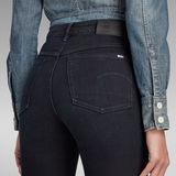 G-Star RAW® 3301 Flare Jeans Dunkelblau