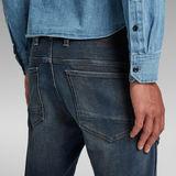 G-Star RAW® Jean Airblaze 3D Skinny Bleu foncé