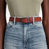 G-Star RAW® Bryn Belt Brown model