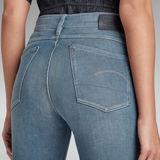 G-Star RAW® Jean Lhana Skinny Bleu foncé